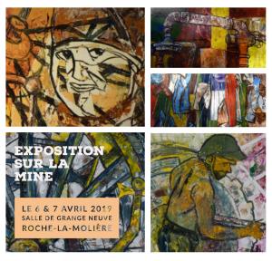 Affiche de l'exposition.